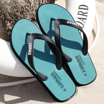 Big size  fretwork casual flip flops men drag crust non-slip comfortable beach male slippers outdoor clip feet cool slippers 2020 summer cool rhinestones slippers for male gold black loafers half slippers anti slip men casual shoes flats slippers wolf