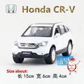 1:32/Simulation Die-Cast model toy car /Honda CR-V (CRV) SUV/have lighting & music/for children's gifts or collection/Pull back