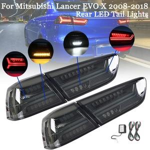 Image 1 - Feu de Stop arrière à LED pour voiture, pour Mitsubishi Lancer EVOx 2008 17