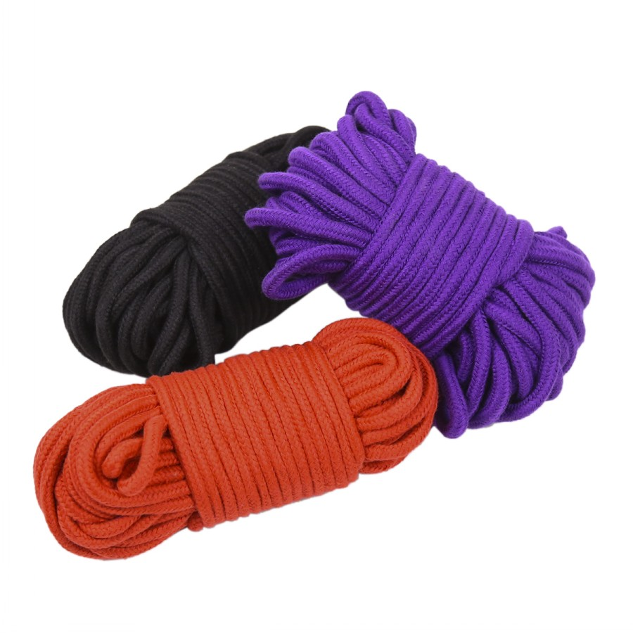 Sex Save Restraints 20 Meter Cotton Bondage Rope Sex Products Adult Sex Toys for Couples, Erotic Sex Games Fetish Bondage Rope цена 2017