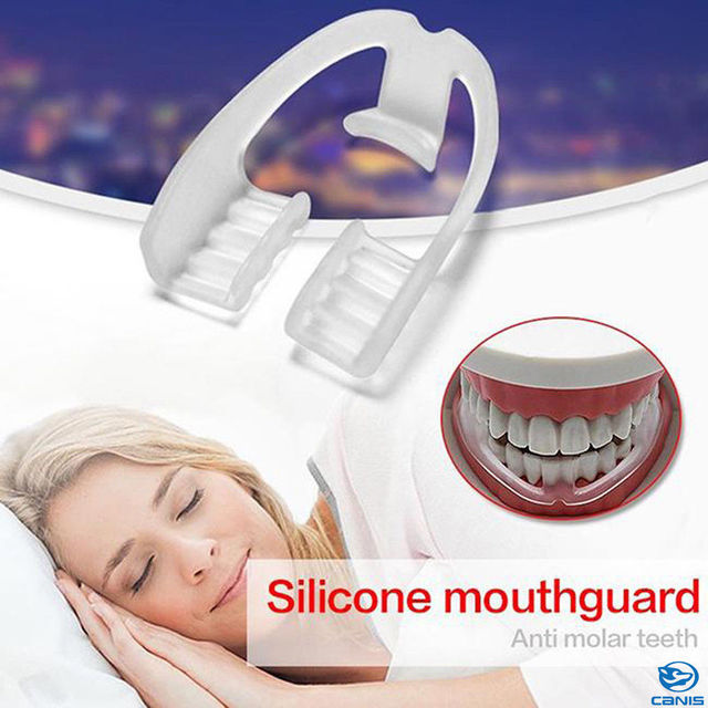 Rechinar los dientes por la noche