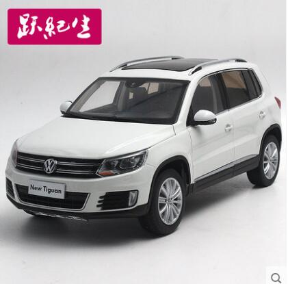 New 2014 Volkswagen Tiguan 1:18 car model origin alloy limited collection gift boy VW SUV hot sale car rear trunk security shield cargo cover for volkswagen vw tiguan 2016 2017 2018 high qualit black beige auto accessories