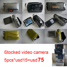 hot sell cheap home use digital video camera, stocked promotional digital camcorder