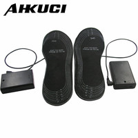Lowest Price Winter Warming Shoes Insoles USB Port Comfortable Insoles Heated Batteries