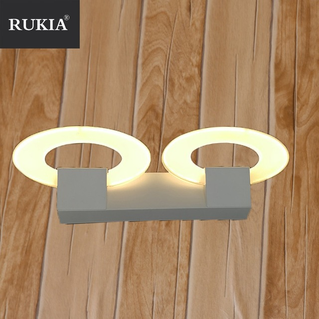 Modern LED wall lamps bedroom bedside lamps banheiro LED bathroom ...
