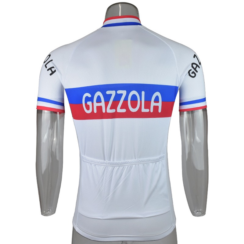 NEW summer Men s cycling jersey Pockets bike Short sleeve Top cycling  clothing ROAD white cycling wear Quick Dry 8e6123400
