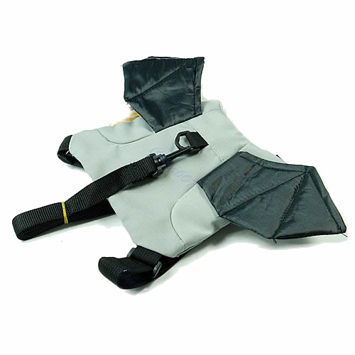Bat Baby Kid Keeper Toddler Walking Safety Harness Backpack Bag Strap Rein