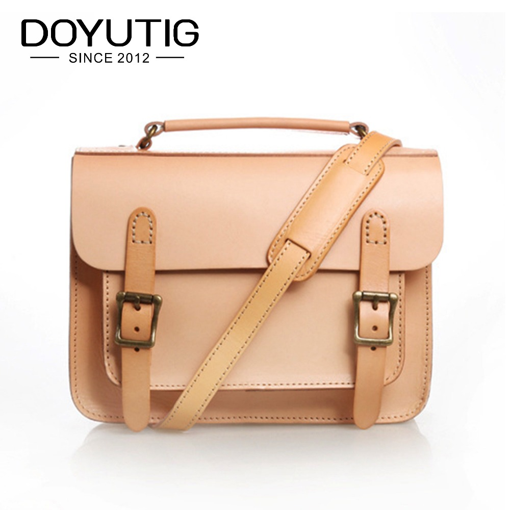 Classical Women Genuine Leather Handbags Lady Real Cow Leather Messenger Bags Fashion Big Totes For Female Luxury Bags F547