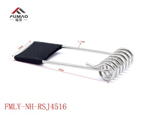 Manufacturers supply springs clips for lighting torsion spring in downlight