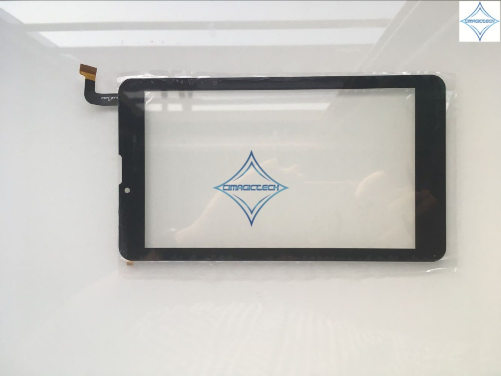 new 7 inch for prestigio tablet Touch Screen capacitive Digitizer glass panel lens ZYD070 263 V01
