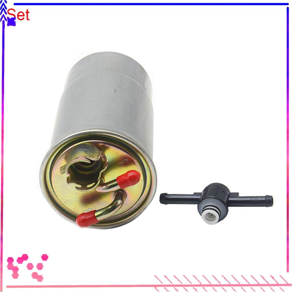 filtro de combustible Válvula