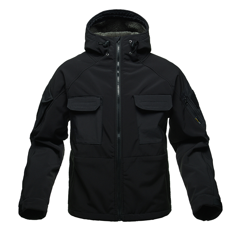 Jacket Military-Cloth Soft-Shell Free-Soldier Windproof Coat Tactical Outdoor Hiking