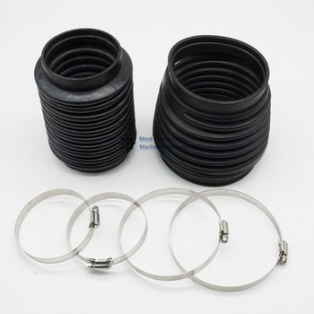 Marine Transom Bellows Service Seal Kit for Most Volvo SX Drives Replaces 3854127, 3850426, 3853807, 3852560