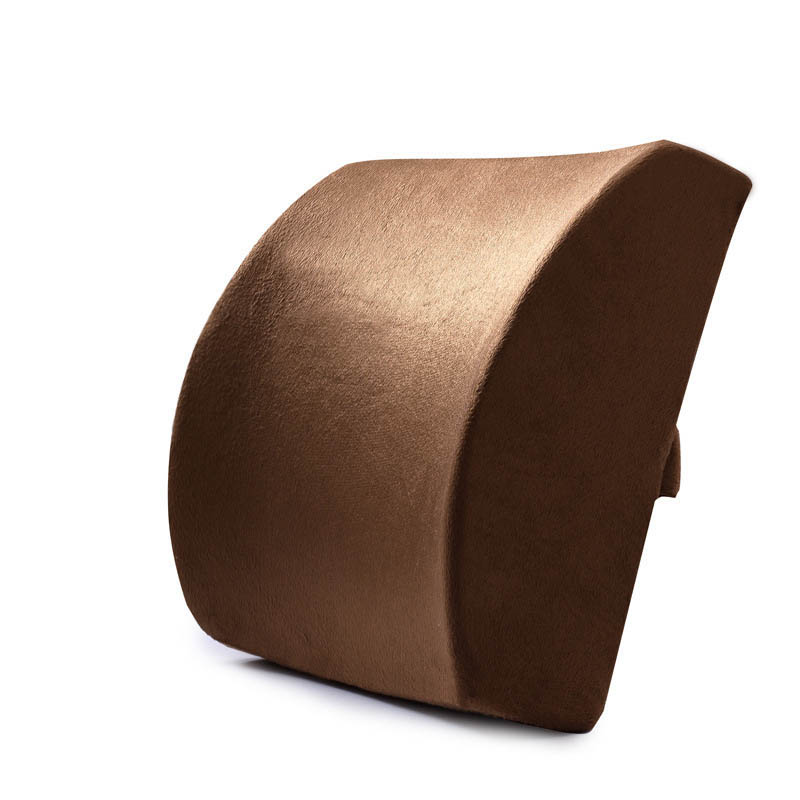 HTB1 yr0PCzqK1RjSZPcq6zTepXas Car Seat Cushion Mat Coccyx Orthopedic Memory Foam Chair Massage Mat Back Cushion Pad Office Nap Therapy Callipygian Cushion