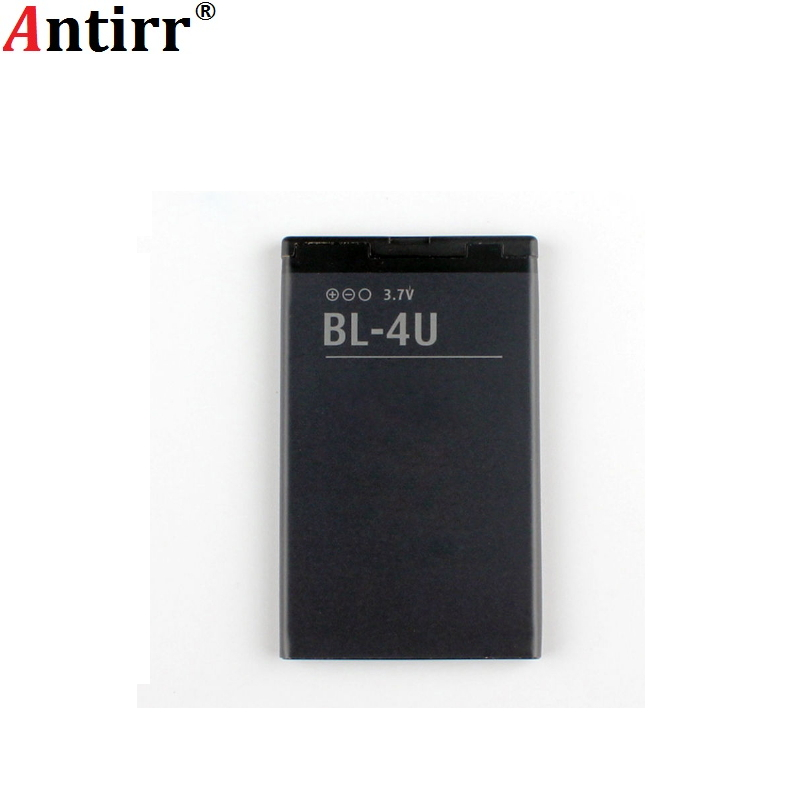 For Nokia BL-4U phone battery for Nokia 3120c C5-03 5250 5330XM E75 5530XM 5730XM 6212c BL4U 1110mAh