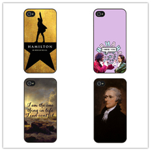 Hamilton Musical Lyrics Black fashion case cover for Sony Xperia Z2 Z3 Z4 Z5 HTC one M7 M8 M9 M10 LG G2 G3 G4 G5