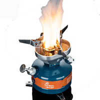 Fire Maple 3500W Petroleum Diesel Integrated Fuel Stoves Large Burner Folding Light Outdoor Camping Equipment