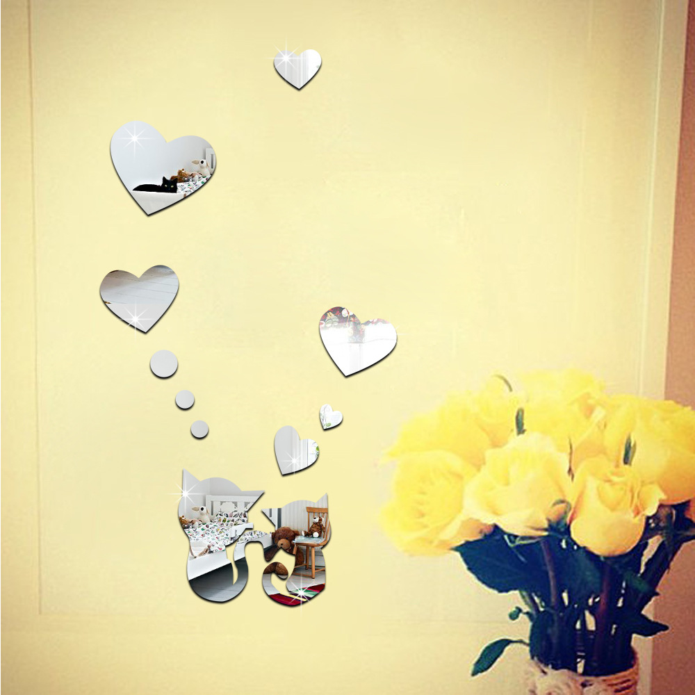 Fantastic Heart Shaped Metal Wall Decor Gift - Wall Art Collections ...