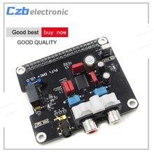 Big discount 1PCS Raspberry Pi 3 HIFI DAC I2S Interface Special HIFI DAC Audio Sound Card Module For Raspberry Pi 2B+3B