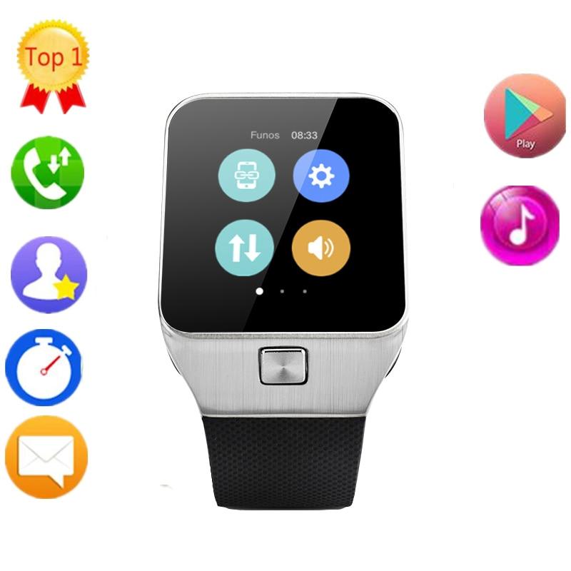 N8 Android 4.4 Sport 3G Smart Watch Support Nano SIM card WIFI GPS Google Map Google Play Store Wristwatch smartwatch
