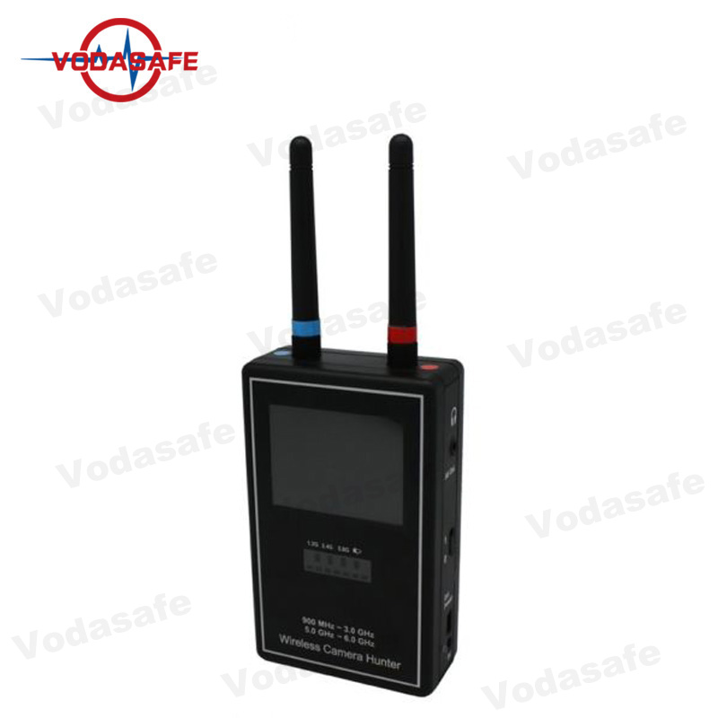 Scanning Band 1 2G2 4G5 8G RF Signal Detector With Detecting Distance Up to 200 Feet