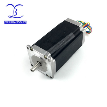 High torque 57 Stepper Motor 2 PHASE 4-lead Nema23 motor 23HS2430 112MM 3.0A 280Ncm LOW NOISE High quality motor for CNC XYZ image