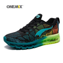 ONEMIX Men's Running Shoes Super Light Shoes 2016 Male Athletic Outdoor Sport Sneakers Orignial zapatos de hombre Free Shipping
