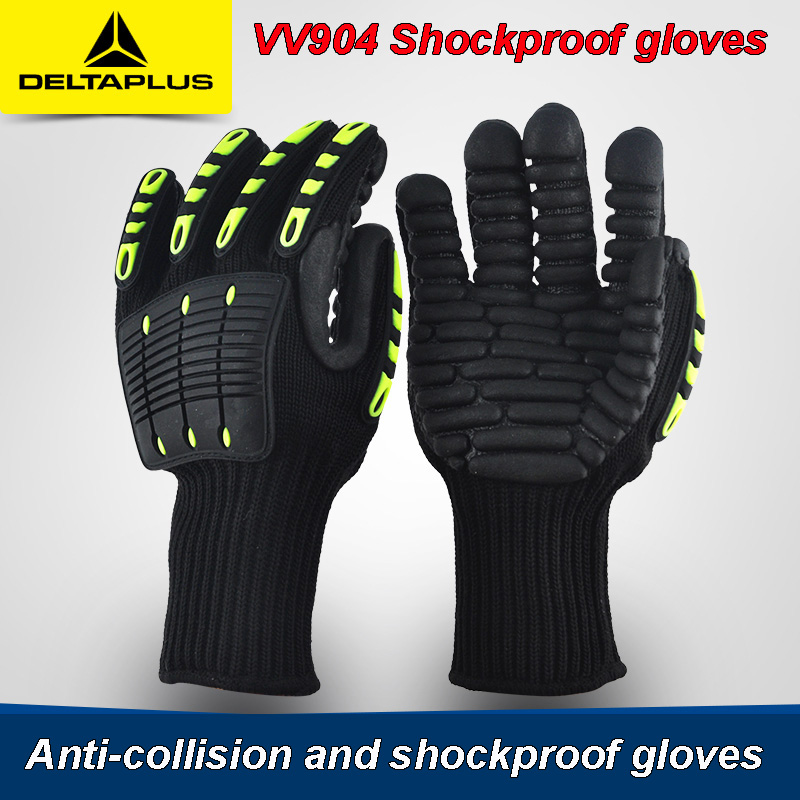 Delta Plus Vv904 Shockproof Gloves Damping Anti Shock
