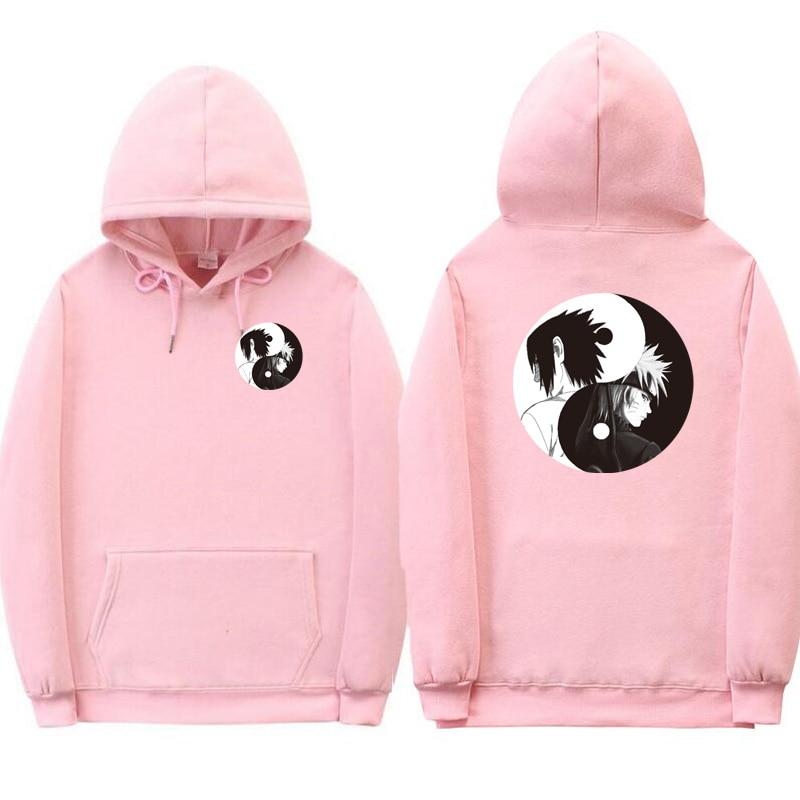 Nouveau Mode Yin Yang Tai Chi hoodies Hip Hop Streetwear Anima à capuche Sweat Drôle imprimer hommes hoodies