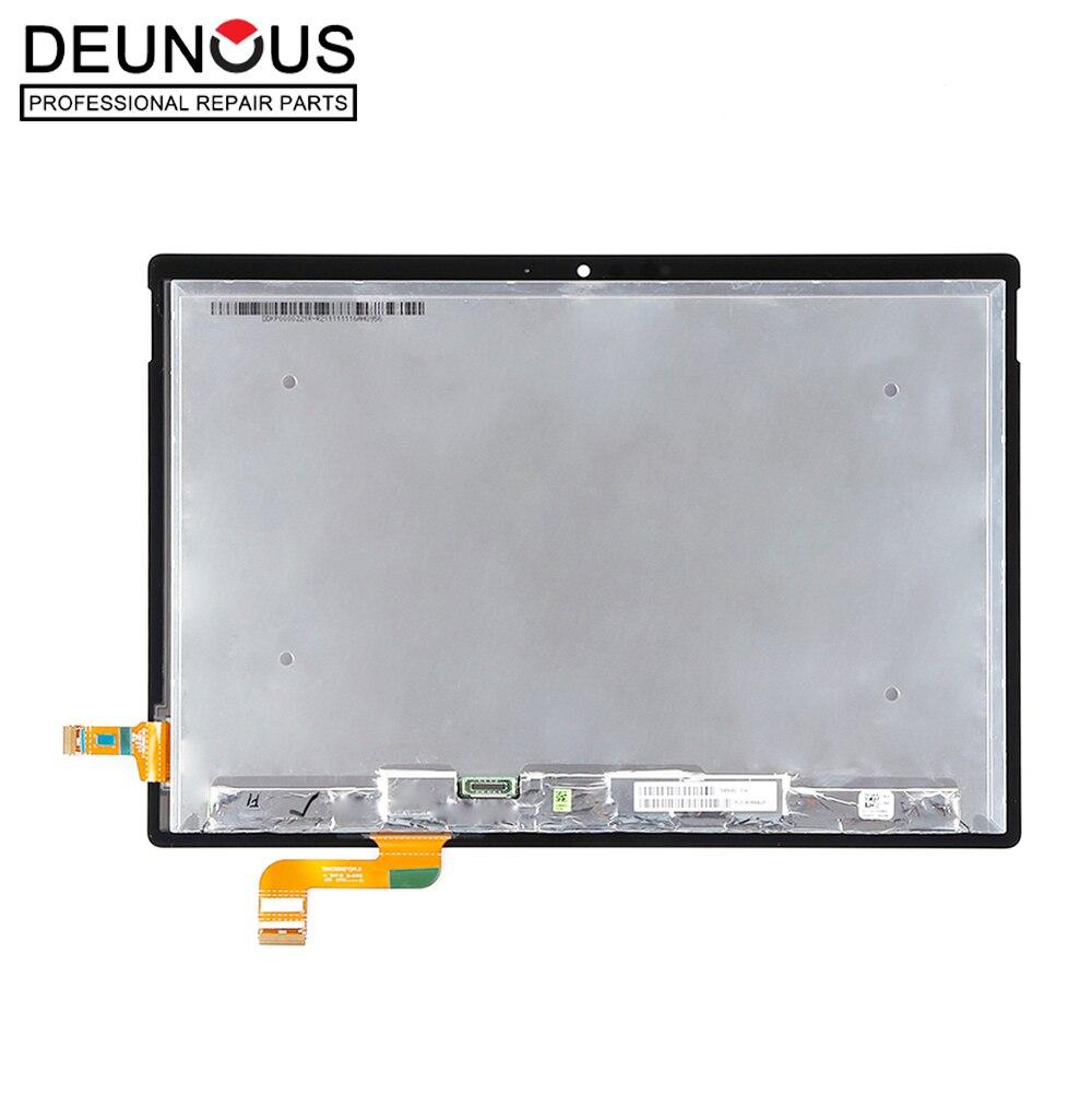 Nuevo LCD para Microsoft superficie Libro 1 1703, 1704, 1705, 1706 2 1806 de 1832 pantalla LCD de pantalla táctil digitalizador Asamblea 13,5