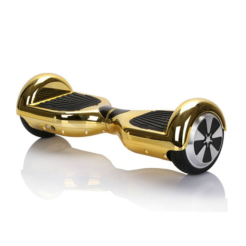 iScooter 6.5 inch Two wheels Electric Hoverboard with Bluetooth and LED Light 3
