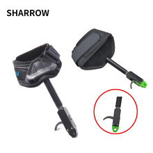 1pc Archery Caliper Trigger Release Tool 2 Colors Wrist Release Strap For Hunting Compound Bow Accessory
