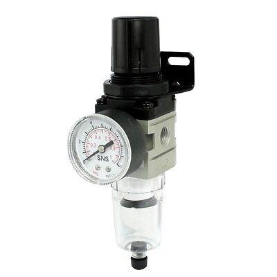 0-1Mpa G1/4 Pneumatic Air Source Treatment Filter Regulator AW2000-02 air unit pneumatic source treatment g1 4 afc2000