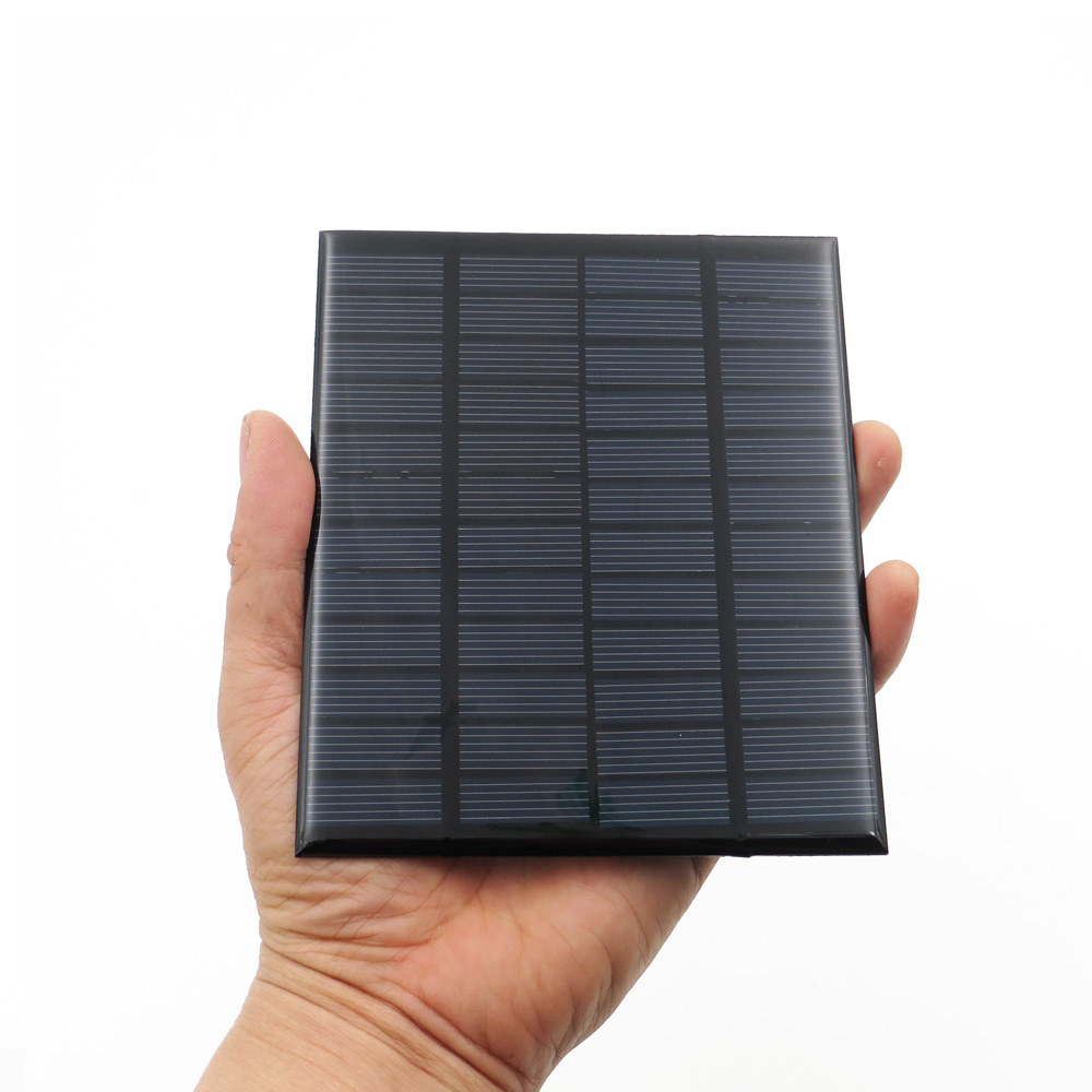 12V 160mA Solar cells Epoxy Polycrystalline Silicon DIY Battery Power Charger Module small solar Panels toy