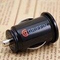 Новый Стиль Цвет Кольцо двойной 2А ДВОЙНОЙ АВТОМОБИЛЕЙ USB DC MINI авто зарядное устройство Для galaxy note IPOD IPHONE 6 6 PLUS 5S 5 MP3 MP4