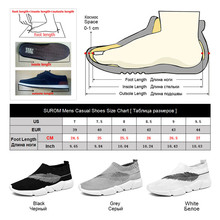 Designer Mesh Breathable Comfortable Men Casual Shoes
