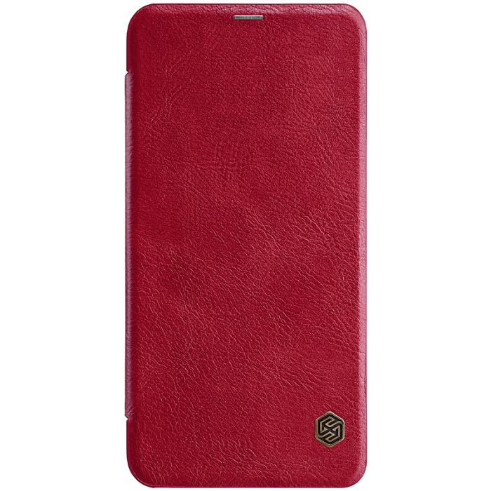 NILLKIN QIN Series Flip Leather Case For xiaomi redmi note 6 pro Luxury Brand Case For xiaomi redmi 6 pro Cover with Card Pocket