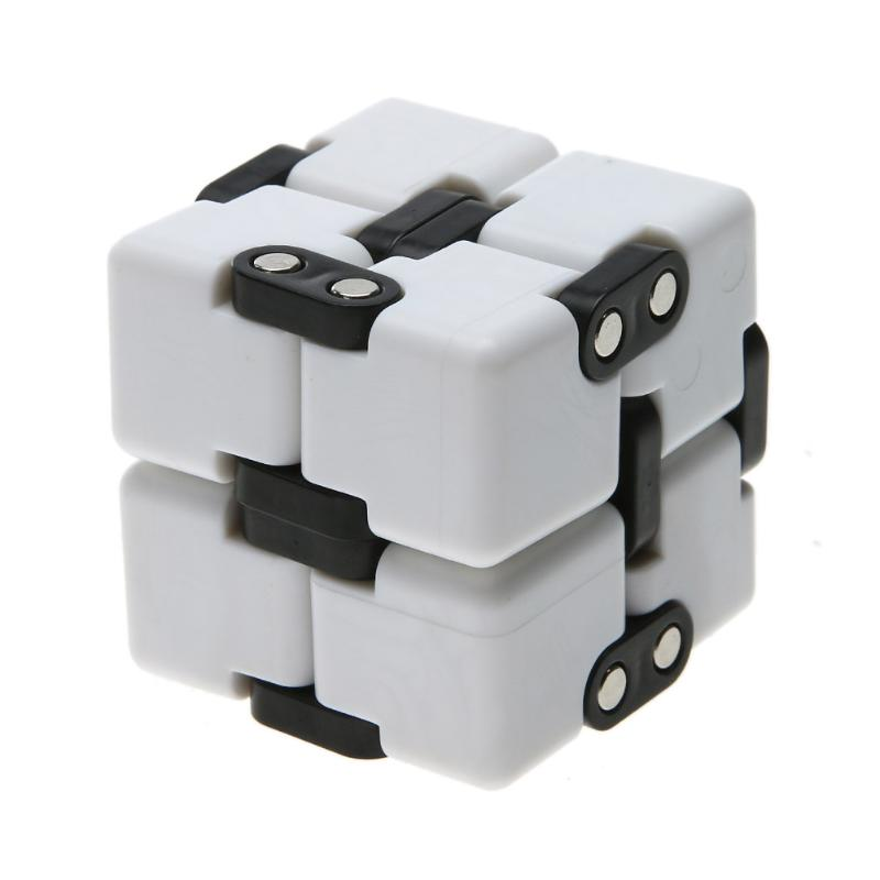 Fidget Cube Toys For Chidren Baby Infinite Cubic Anti-stress Decompression Cube Decompression Cubic Ruby Toys