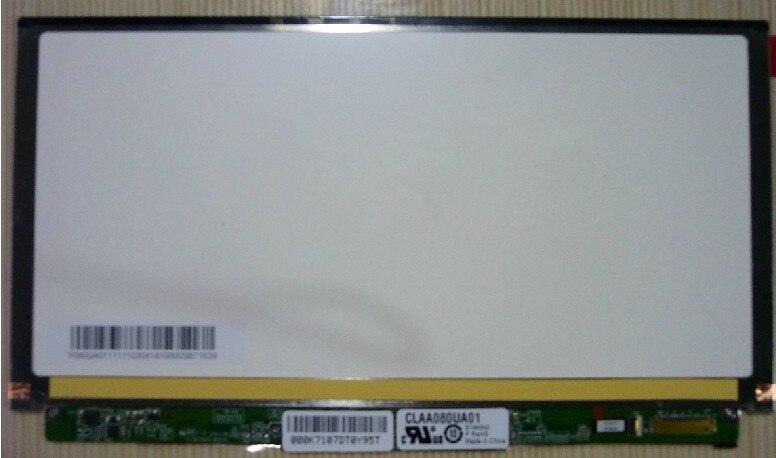 Panneau LCD industriel d'origine 8 pouces CLAA080UA01 1600 RGB * 768VGA