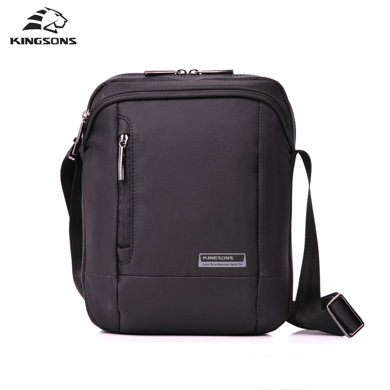 2d674d2a4d4 Kingsons bandolera bolsas para los hombres las mujeres bolsa de hombro de mujer  hombre bolso niños niñas bolsa de ordenador portátil de 9