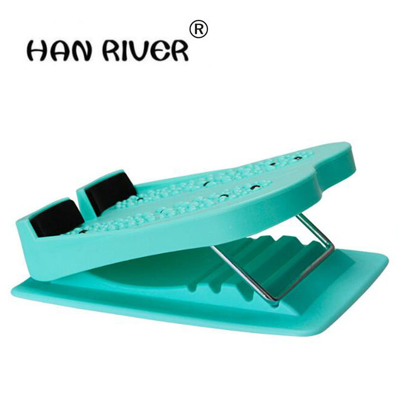 Brace brace plate folding stool stand of fitness pedal thin leg brace crane steel plate correction vibration of orthotropic rectangular plate