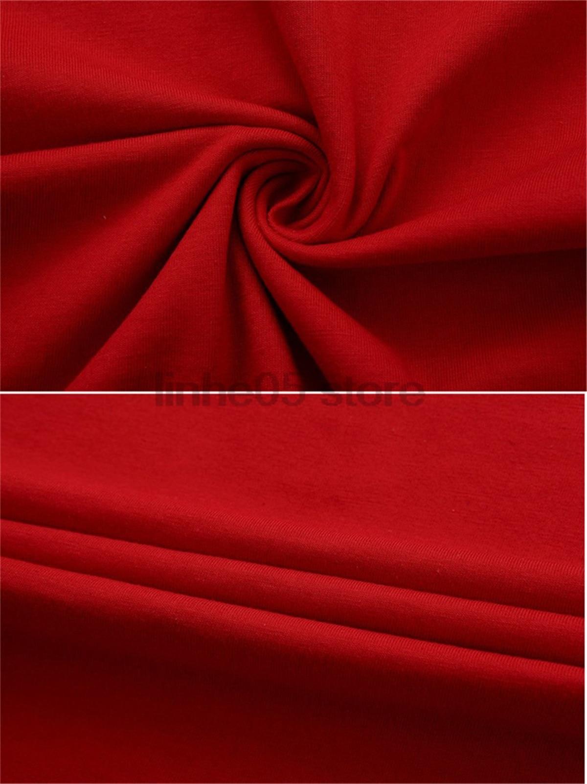 GILDAN Womens I Love Roller Derby T-shirt ~ Red Bloody Girl Lips Dress female T-shirt