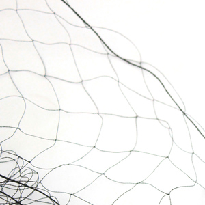 Image 4 - High quality 6M x 2.5M 15mm Hole Orchard Garden Polyester 75D/2 Knotted Netting Anti Bird Mist Net 5pcs