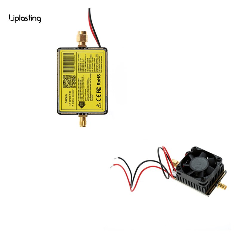 5.8G 3W/4.5W Wireless AV Transmitter Signal Booster Extend Range Amplifier For FPV RC helicopter wholesale 1pcs 5 8ghz fpv transmitter rf signal amplifier amp for airplane helicopter model