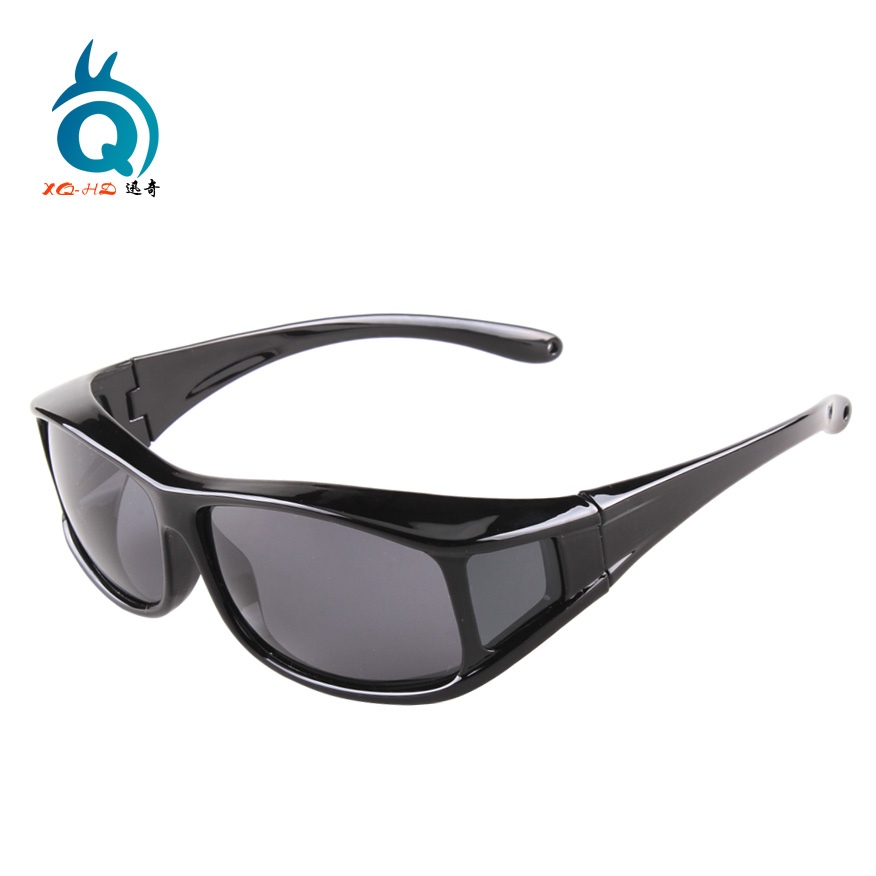 Free shipping Polarized Lens UV400 fit over Sunglasses Wear Over Prescription Glasses For Men and Women Glasses cover sunglasses