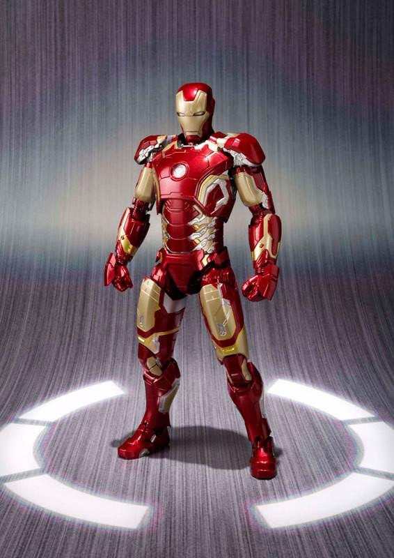 Boneco do Homem de Ferro