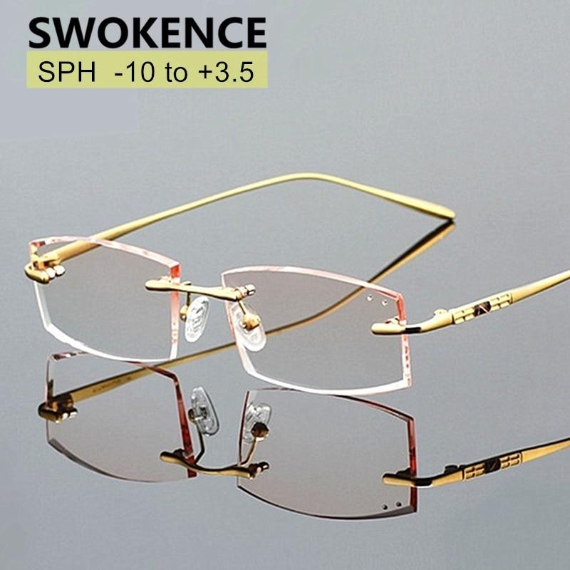 SPH -10-től +3,5-ig terjedő színátmenetű szemüvegek Férfiak - Ruházati kiegészítők