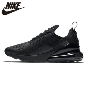 separation shoes d193b fed0a NIKE AH8050 Men s Running Shoes Black AIR MAX 270 005 Shock Absorption  Wear-resistant