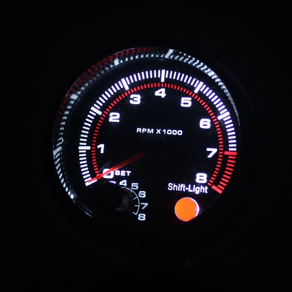 Voltmeter Gauge Wiring Car Race Gauges