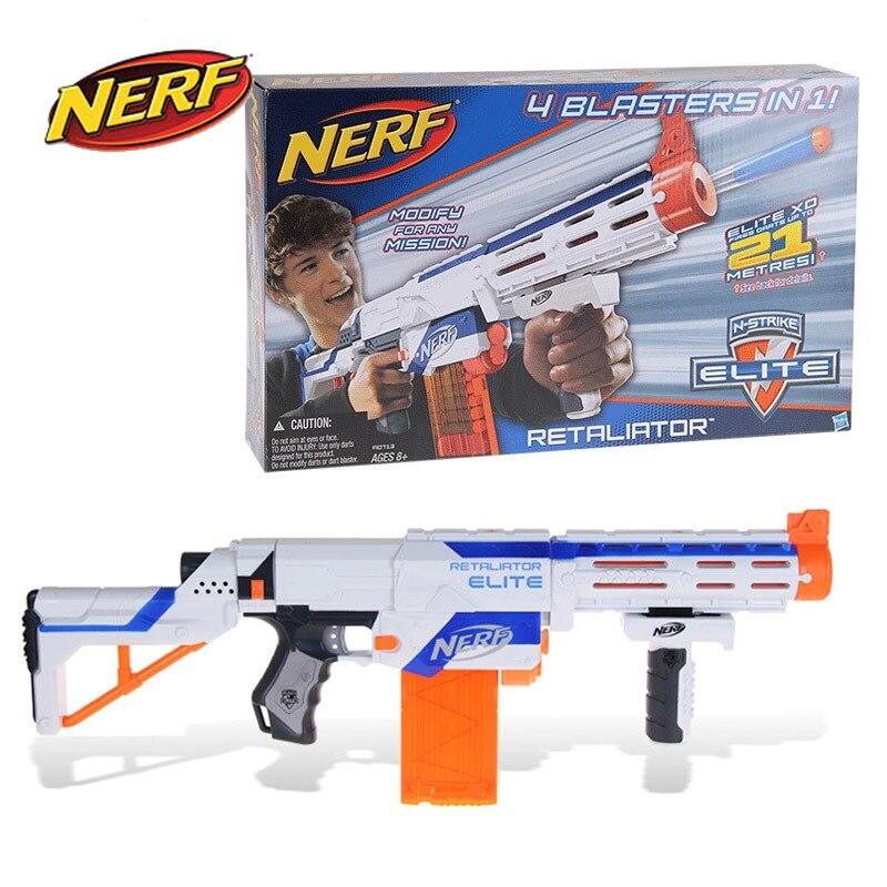 NERF Gun Enfants pistolet jouet s avec des Balles Molles pistolet jouet pour Garçons Pistola De Juguete Arma De Brinquedo